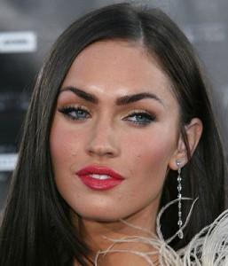 celebrities-acne-famous-acne-megan-fox rhulsean beauty tip