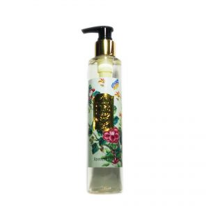 Thai Floral scents lightly onto your body