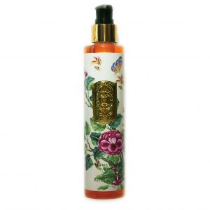 siamese flower bath gel